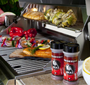 Built In BBQ's  europe, barbecue europe, bull bbq europe